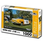 Tatra 603 - 2 VB, 1000 dielikov, puzzle 47