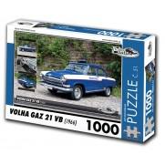 Volha GAZ 21 VB, 1000 dielikov, puzzle 51