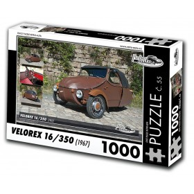 Velorex 16/350, 1000 dílků, puzzle 55