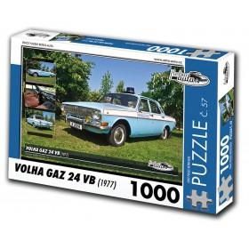Volha GAZ 24 VB, 1000 dílků, puzzle 57