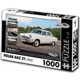 Volha GAZ 21, 1000 dílků, puzzle 63