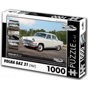 Volha GAZ 21, 1000 dielikov, puzzle 63