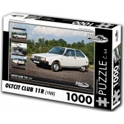 Oltcit Club 11R, 1000 dílků, puzzle 64