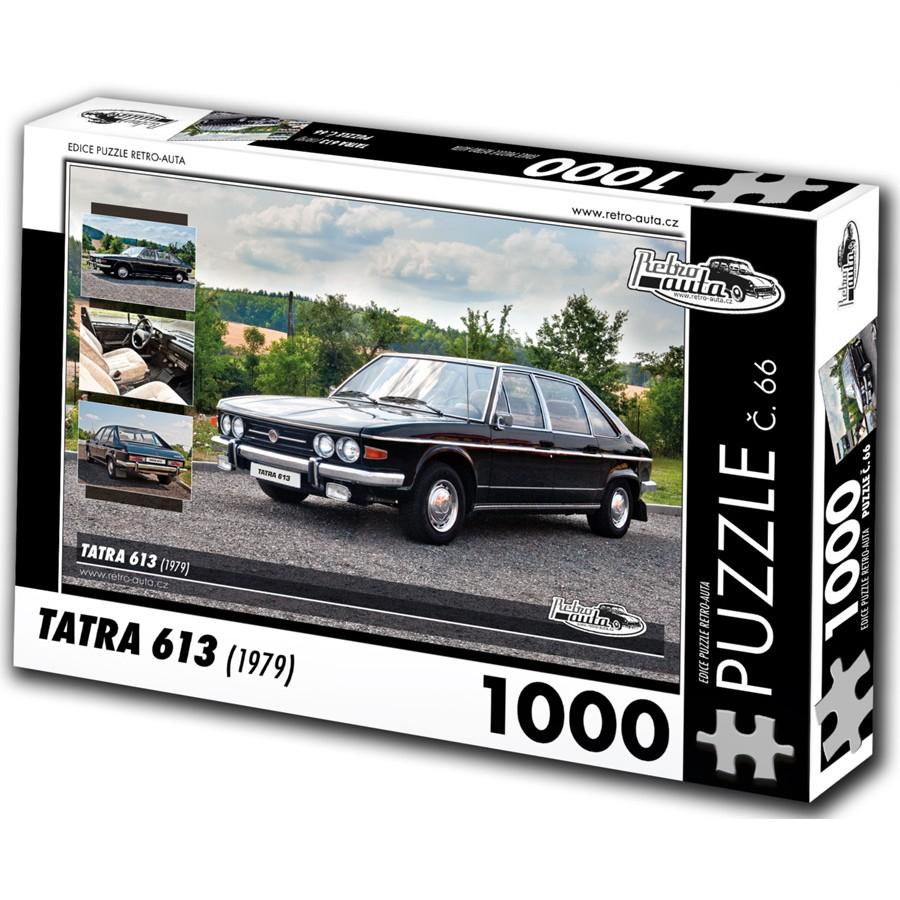 Tatra 613, 1000 dílků, puzzle 66