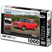 FIAT 127, 1000 dílků, puzzle 67