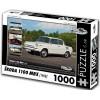 Škoda 1100 MBX, 1000 dílků, puzzle 68
