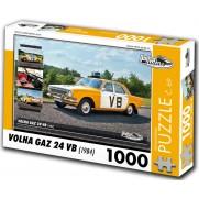 Volha GAZ 24 VB, 1000 dielikov, puzzle 69