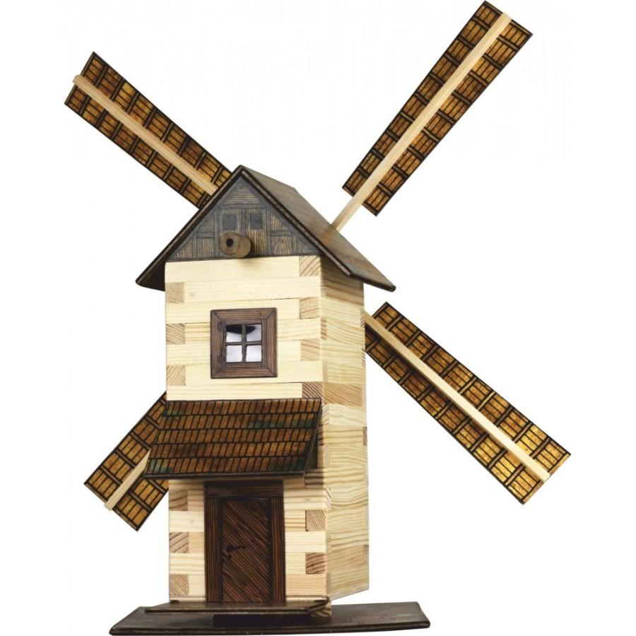 Větrný mlýn Hobby Kit