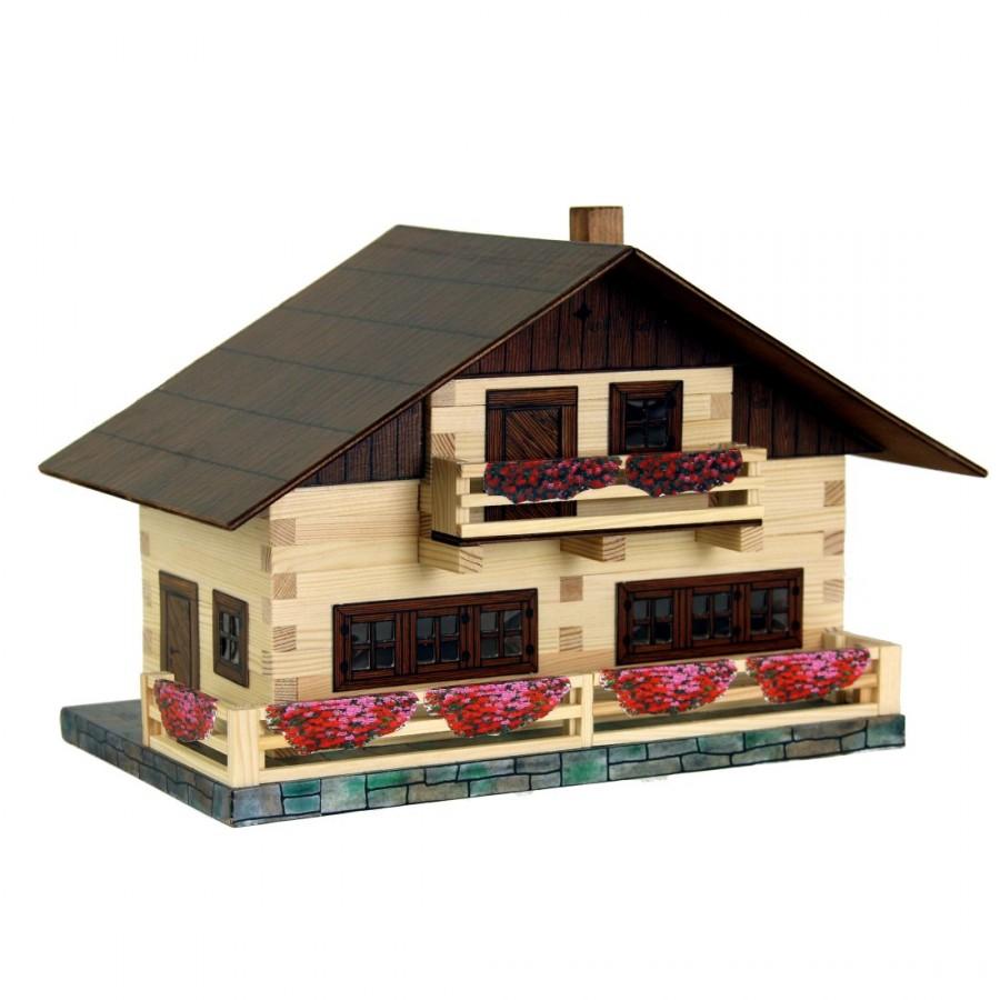 Alpský dům Hobby Kit