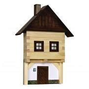 Dřevěná radnice na stěnu