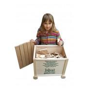 Stavebnice VARIO Box 378 dílů (XL + Fort)