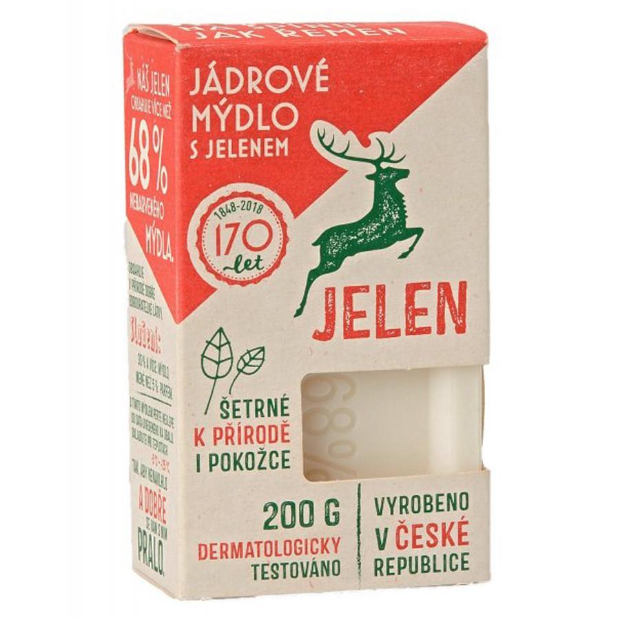 Jelen jádrové mýdlo, 200 g