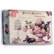 Prírodné mydlo Anglická romance, 200 g