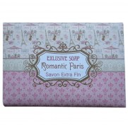 Romantic Paris exkluzivní mýdlo, 200 g