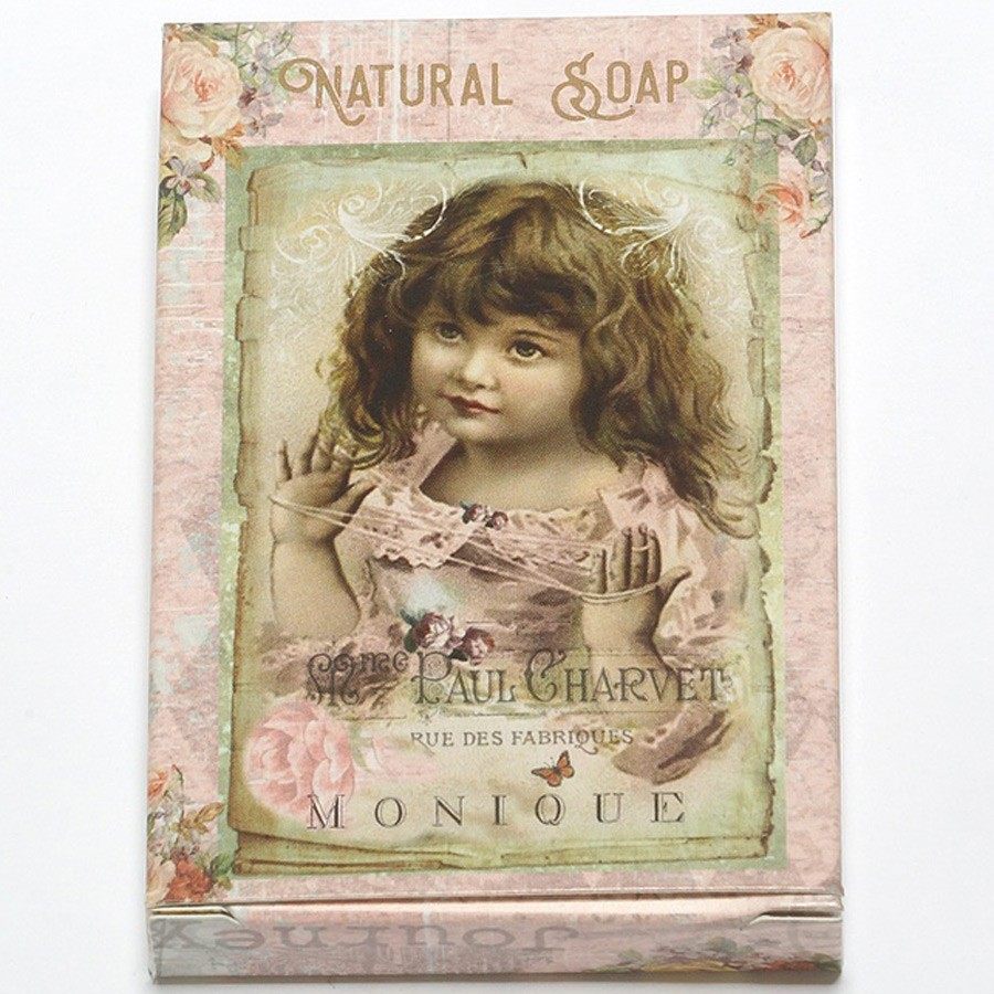 Monique přírodní mýdlo, 100 g
