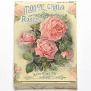 Monte Carlo Roses mydlo jemné, 100 g