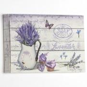 Lavender přírodní mýdlo, 100 g