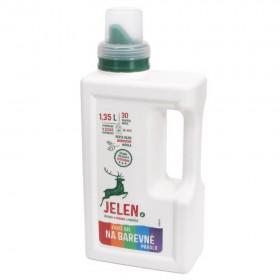 Jelen prací gel na barevné prádlo, 1,35 l