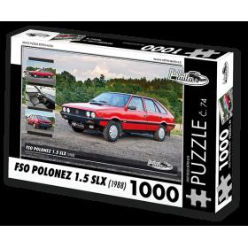 FSO Polonez 1.5 SLX, 1000 dílků, puzzle 74