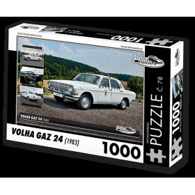 Volha GAZ 24, 1000 dílků, puzzle 78