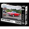 FIAT 124 Spider, 1000 dílků, puzzle 81