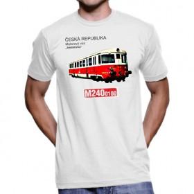 Tričko Lokomotiva M240.0100 Singrovka