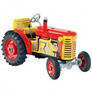 Traktor Zetor s kovovými diskami