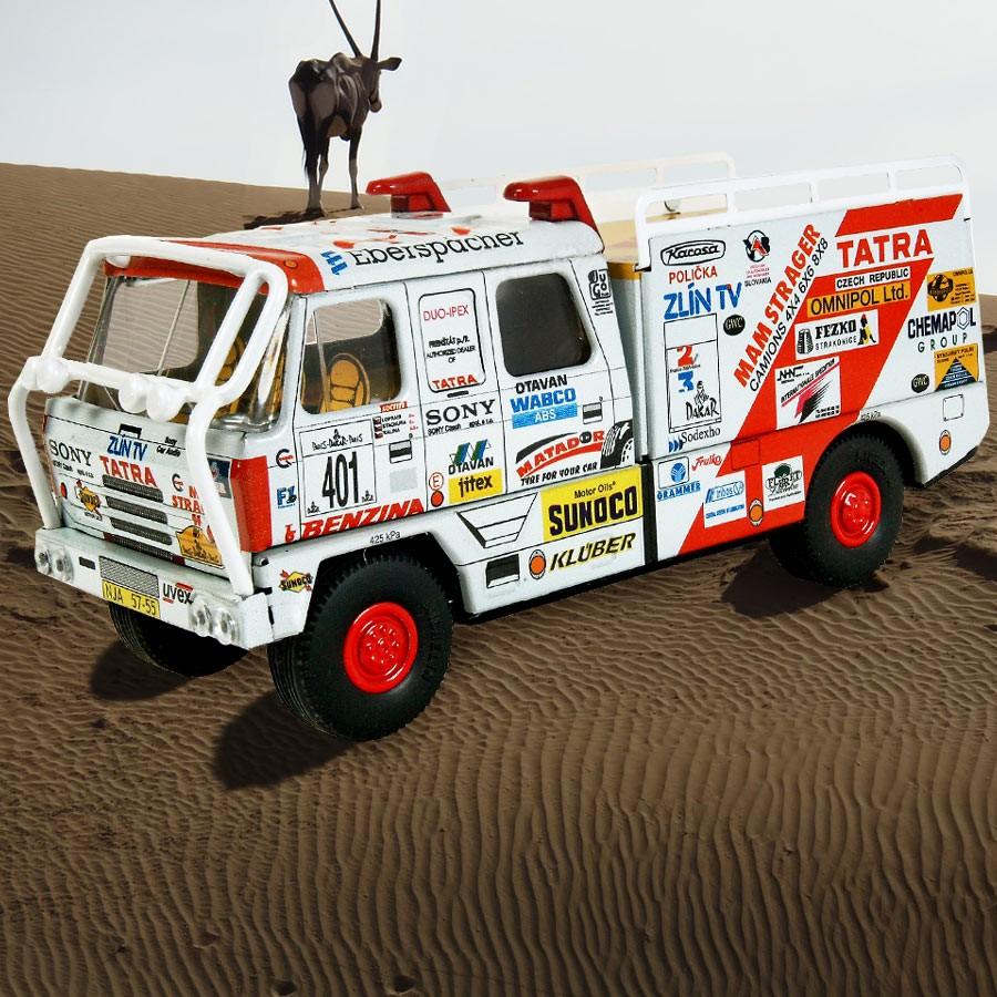 Tatra 815 Rallye Dakar