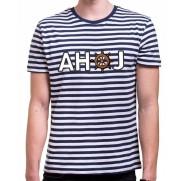 Námořnické tričko Ahoj