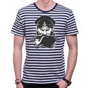 Námořnické tričko Kapitán
