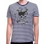 Námořnické tričko Bludný Kapitán
