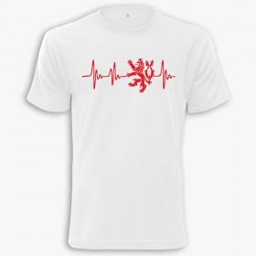 Tričko EKG Česká republika