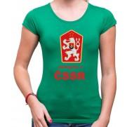 Tričko Narozena v ČSSR