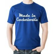 Tričko Made in Czechoslovakia