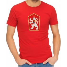 Tričko ČSSR Znak červené