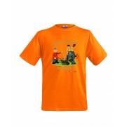 Detské tričko Pat a Mat - Dovolenka na malte