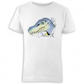 Dětské tričko Dinosaurus - Plesioaurus