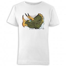 Dětské tričko Dinosaurus - Triceratops
