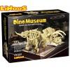 Stavebnice LiNooS Dino Museum, Triceratops