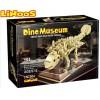 Stavebnice LiNooS Dino Museum, Ankylosaurus