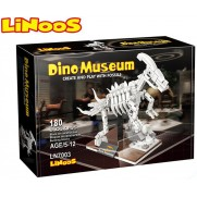 Stavebnice LiNooS Dino Museum, Hadrosaurus