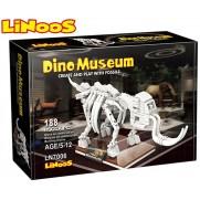 Stavebnice LiNooS Dino Museum, Mamut
