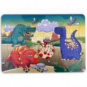 Puzzle Dinosauři 48 dílků