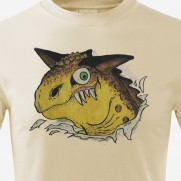 Tričko Dinosauři dětské - Carnotaurus