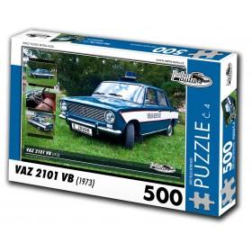 Puzzle 04 - VAZ 2101 VB, 500 dílků