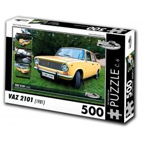 VAZ 2101, 500 dílků, puzzle 06