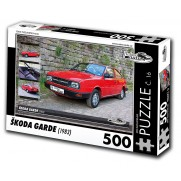 Škoda Garde, 500 dílků, puzzle 16