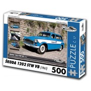 Škoda 1202 STW VB, 500 dielikov, puzzle 17