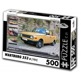 Wartburg 353, 500 dílků, puzzle 21