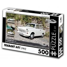Trabant 601, 500 dílků, puzzle 23